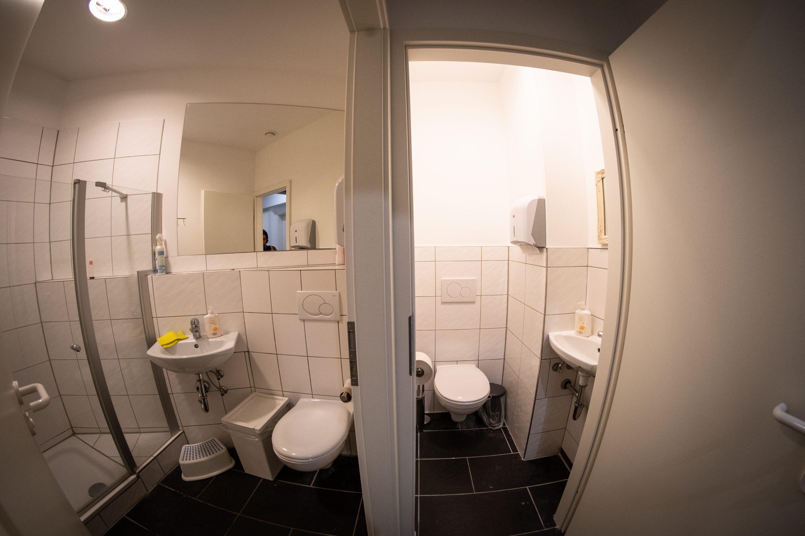 Совмещенный санузел и туалет